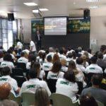 Vítor Cruz ministra palestra de liderança, desenvolvimento pessoal na Prefeitura de Goiânia